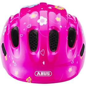 ABUS Smiley 2.0 Helmet Kinder pink bttrfly